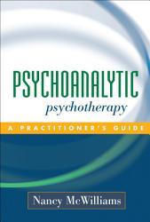 Psychoanalytic Psychotherapy Book PDF