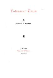 Volunteer Grain