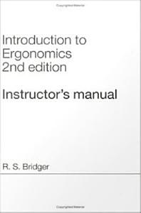 Introduction to Ergonomics  Second Edition