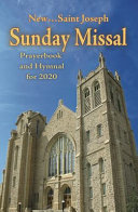 St  Joseph Missal Annual 2020 Canadian Edition  Prayerbook and Hymnal for 2020 Canada Book