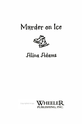 Murder On Ice Book PDF