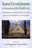 Rural Development in Eurasia and the Middle East PDF