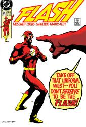The Flash (1987-) #34