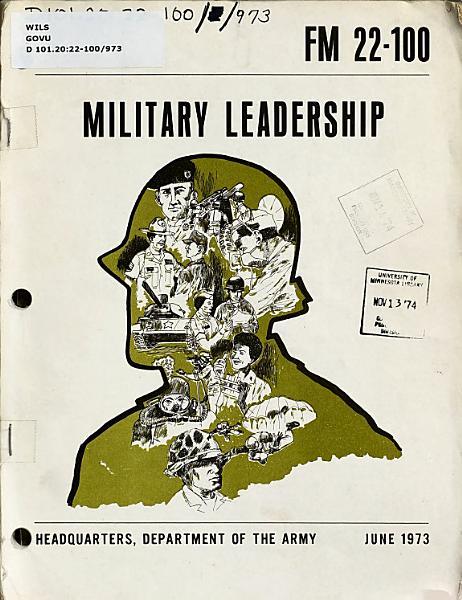 Military Leadership PDF