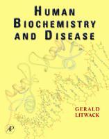 Human Biochemistry and Disease PDF