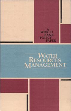 Water Resources Management PDF