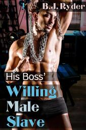 His Boss' Willing Sex Slave