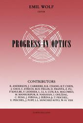 Progress in Optics: Volume 41