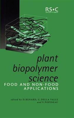 Plant Biopolymer Science