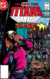 The New Teen Titans (1980-) #35