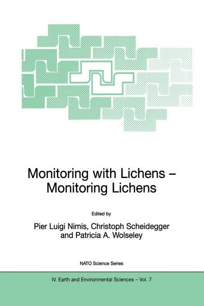 Monitoring with Lichens   Monitoring Lichens