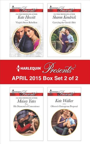 Harlequin Presents April 2015 - Box Set 2 of 2
