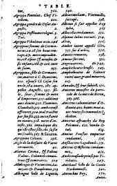 Oeuvres de Publius Cornelius Tacitus