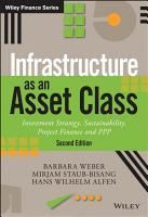 Infrastructure as an Asset Class PDF