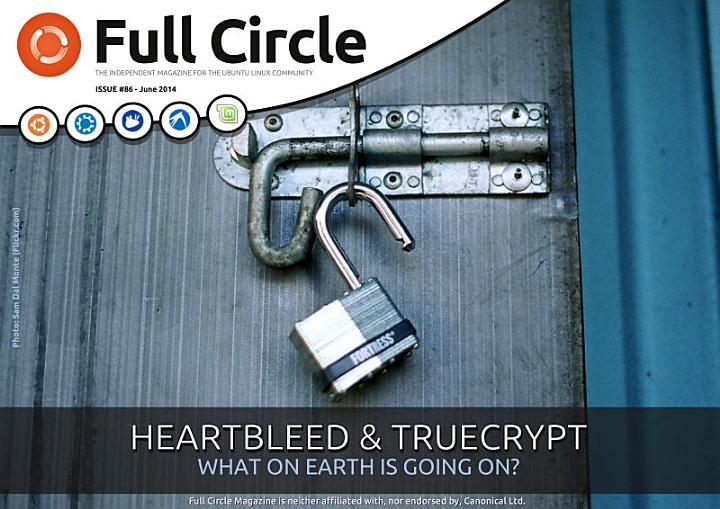 Full Circle Magazine #86