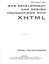 Web Development and Design Foundations with XHTML PDF