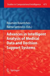 Advances in Intelligent Analysis of Medical Data and Decision Support Systems PDF