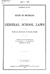 General School Laws ...