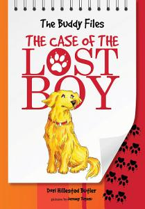 Case of the Lost Boy Book