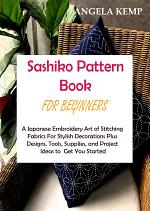 Sashiko Pattern Book for Beginners