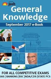 General Knowledge September 2017 eBook