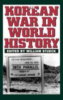 The Korean War in World History PDF