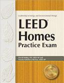 Leed Homes Practice Exam PDF