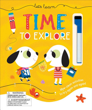Let s Learn  Time to Explore