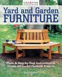 Yard and Garden Furniture PDF