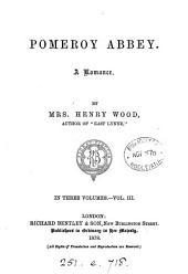 Pomeroy abbey: Volume 2