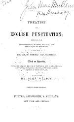 A Treatise on English Punctuation
