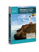 Niv r  Standard Lesson Commentary r  Deluxe Edition 2018 2019 PDF