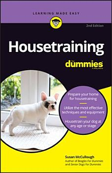 Housetraining For Dummies PDF