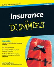 Insurance for Dummies PDF