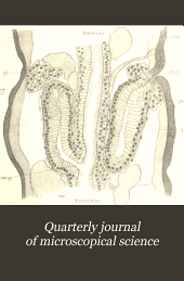 Quarterly Journal of Microscopical Science: Volume 39