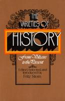 The Varieties of History PDF