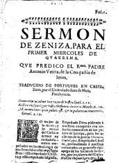 Sermones varios: Volumen 2