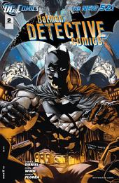 Detective Comics (2011- ) #2