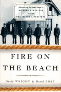 Fire on the Beach Book