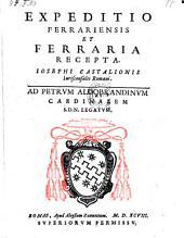 Expeditio Ferrariensis et Ferraria recepta