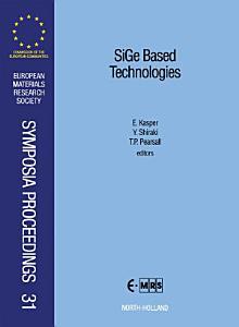 SiGe Based Technologies