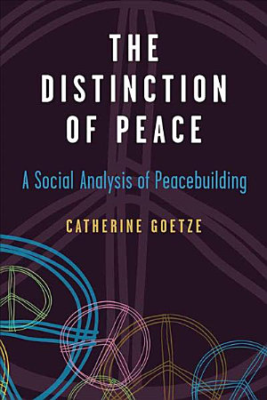 The Distinction of Peace PDF