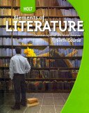 Elements of Literature  Sixth Course PDF
