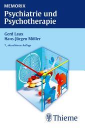 Memorix Psychiatrie und Psychotherapie: Ausgabe 2