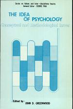The Idea of Psychology