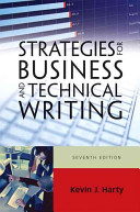 Strategies for Business and Technical Writing with New Mytechcommlab    Access Card Package PDF