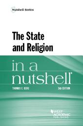 The State and Religion in a Nutshell: Edition 3
