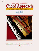 Alfred's Basic Piano Chord Approach Lesson Book