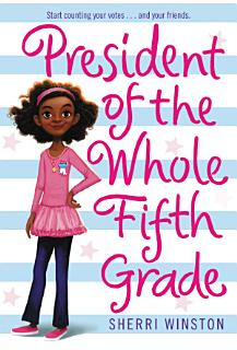 President of the Whole Fifth Grade Book