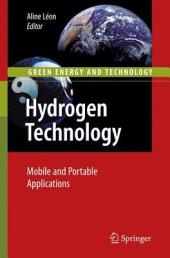 Hydrogen Technology: Mobile and Portable Applications